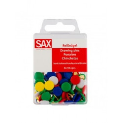 SAX 811-02 Coloured Pins