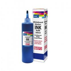 EFO 300ml blue table marker...