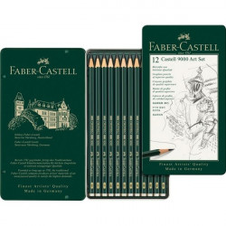 Set of 12 FABER-CASTELL...