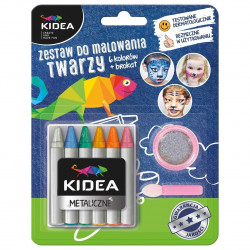 KIDEA Face Colors 036707