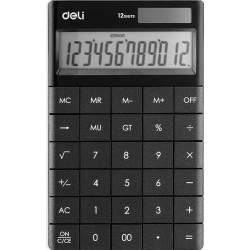 Αριθμομηχανή DELI 1589P BLACK