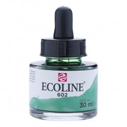 ECOLINE TALENS DEEP GREEN 602 Ink
