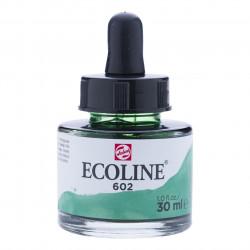Μελάνι ECOLINE TALENS DEEP GREEN 602