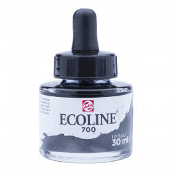 ECOLINE TALENS BLACK 700 Ink
