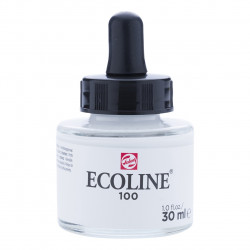 ECOLINE TALENS WHITE 100 Ink