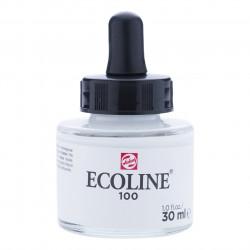 Μελάνι ECOLINE TALENS WHITE 100