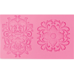 FLOWERS 0515105 Silicone Mould