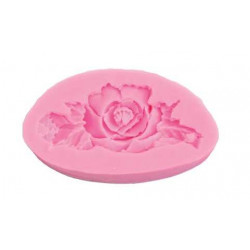 Silicone flower mold 0515097