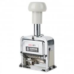 8-digit DELI Numbering machine