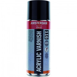 Βερνίκι TALENS AMSTERDAM 116 SATIN 400ml