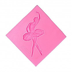 Silicone Ballerina Mould 0515093