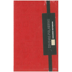 Notebook red MIQUELRIUS...