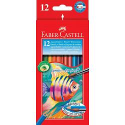 Μολύβια ακουαρέλας FABER CASTELL 114413