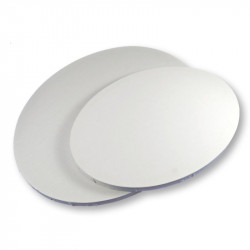 Oval painting Stretched...