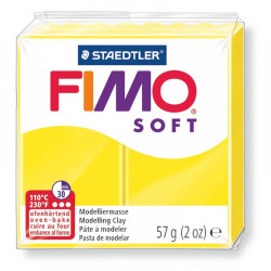 Πηλός FIMO SOFT 56gr LEMON No10