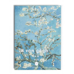 SCETCH BOOK VAN GOGH...
