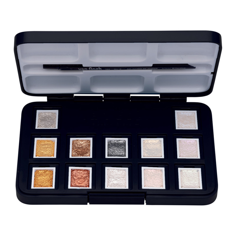 VAN GOGH POCKET BOX SPECIALITY COLOURS σετ 12 τεμαχίων