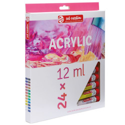 Acrylic colors TALENS ART...