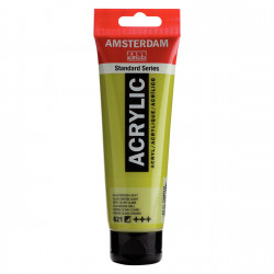 Ακρυλικό AMSTERDAM TALENS OLIVE GREEN LIGHT 621