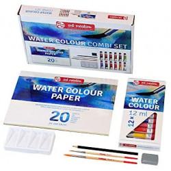 WATERCOLOUR SET ART CREATION 9012013