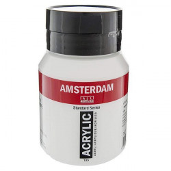 Ακρυλικό TALENS AMSTERDAM 500ml WHITE 105