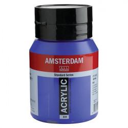 Ακρυλικό TALENS AMSTERDAM 504 ULTRAMARINE 500ml