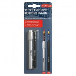 Pencil handle DERWENT set of 2 pieces