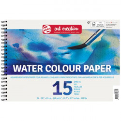 Pad TALENS WATERCOLOUR A3,...