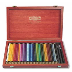 Watercolor pencils KOH-I-NOOR set of 36 pieces