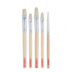 ART CREATION painting brushes set of 5 pieces 215M