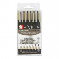 SAKURA MICRON 7-piece set