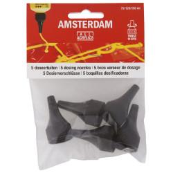 Μύτες ακρυλικών AMSTERDAM...
