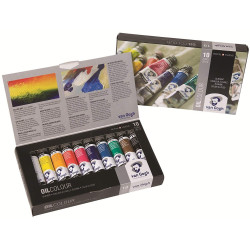 Van GOGH oil set, 10x20ml
