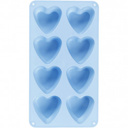 HEARTS 37134 Silicone Mould