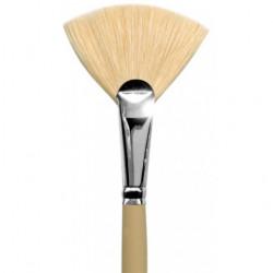 Brush fan hard MALZEIT No8, 579464