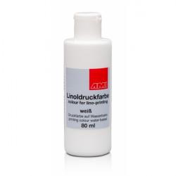 Color for linoleum WHITE 80ml