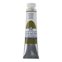 Tempera TALENS 20ml OLIVE GREEN 620