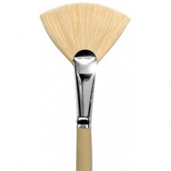 Brush fan hard MALZEIT No4,...