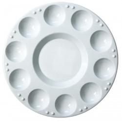 Παλέτα πλαστική στρογγυλή ROYAL LANGNICKEL R10 WELLP