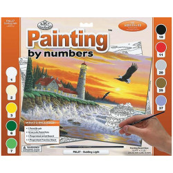 PAINTING BY NUMBERS ROYAL &...