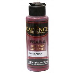 Ακρυλικό χρώμα ζωγραφικής CADENCE WINE 2002