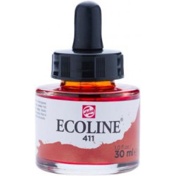 ECOLINE TALENS BURNT SIenna 411 Ink