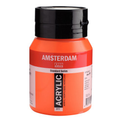 Ακρυλικό TALENS AMSTERDAM 311 VERMILLION 500ml