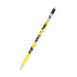 Pencil with eraser DELI ART...