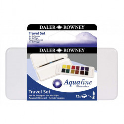 WATERCOLORS DALER ROWNEY...