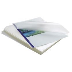 Δίφυλλα πλαστικοποίησης ματ Α4 125mic
