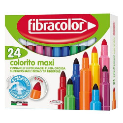 Painting markers FIBRACOLOR...
