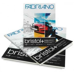 Pad FABRIANO BRISTOL A5