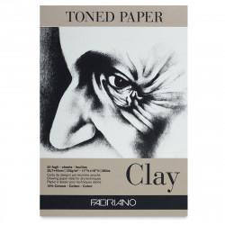 Μπλοκ FABRIANO TONED PAPER CLAY A4 19100497