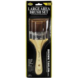 ROYAL FLAT BRUSH SET RART-135 Painting Brushes